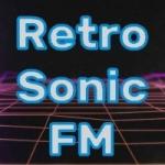 Logo da emissora Radio Retro Sonic