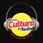 Logo da emissora Rádio Cultura 92.3 FM