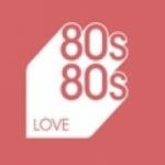 Logo da emissora Radio 80's 80's Love