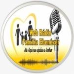 Logo da emissora Rádio Família Ebenézer