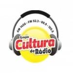 Logo da emissora Rádio Cultura 1450 AM