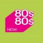 Logo da emissora Radio 80's 80's NDW