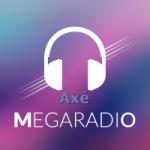 Logo da emissora Mega Rádio Axé