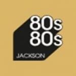 Logo da emissora Radio 80's 80's Michael Jackson