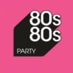 Logo da emissora Radio 80's 80's Party