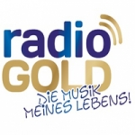 Logo da emissora Radio Gold