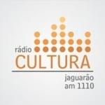 Logo da emissora Rádio Cultura Jaguarão 1110 AM