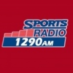 Logo da emissora KCUB 1290 AM
