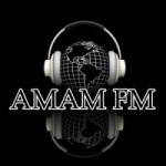 Logo da emissora Amam Fm