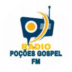 Logo da emissora Rádio Poções Gospel FM