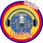 Logo da emissora Rádio Nova Londrina