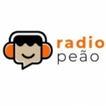 Logo da emissora Rádio Web Peão