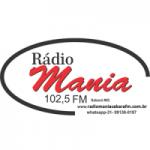 Logo da emissora Rádio Mania Sabará FM