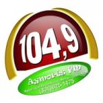 Logo da emissora Rádio Aymores FM