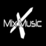 Logo da emissora Rádio Mix Music