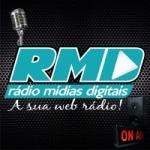 Logo da emissora Rádio Mídias Digitais