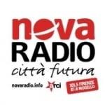 Logo da emissora Nova Radio 105.1 FM