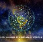 Logo da emissora Rede Mundial De Emissoras Espíritas