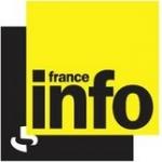 Logo da emissora France Info 105.5 FM