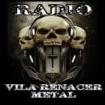 Logo da emissora Rádio Vila Renascer Metal