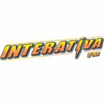 Logo da emissora Rádio Interativa FM 100.1