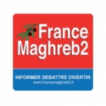 Logo da emissora France Maghreb 99.5 FM