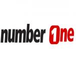 Logo da emissora Number One 90.5 FM