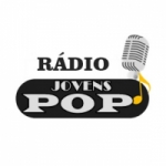 Logo da emissora Rádio Jovens Pop