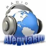 Logo da emissora Rádio Alegria Rio