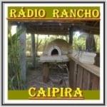 Logo da emissora Rádio Rancho caipira