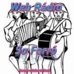 Logo da emissora Web Rádio So Forró