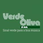 Logo da emissora Rádio Verde Oliva 98.3 FM