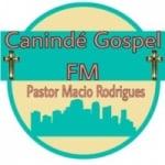 Logo da emissora Canindé Gospel FM
