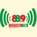 Logo da emissora Rádio Cultura dos Palmares  88.9 FM