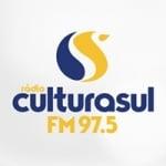 Logo da emissora Rádio Cultura Sul 97.5 FM