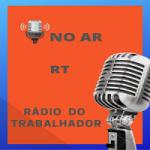Logo da emissora Rádio Web do Trabalhador