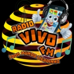 Logo da emissora Rádio Web Vivo FM