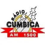 Logo da emissora Rádio Cumbica 1500 AM