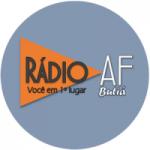 Logo da emissora Rádio AF Butiá