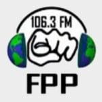 Logo da emissora Fréquence Paris Plurielle 106.3 FM