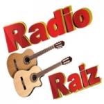 Logo da emissora Rádio Raiz Cuiaba