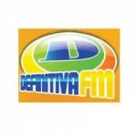 Logo da emissora Rádio Definitiva 104.9 FM