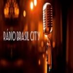 Logo da emissora Rádio Brasil City