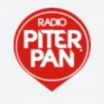Logo da emissora Piterpan 104.3 FM