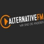 Logo da emissora Radio Alternative FM