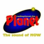 Logo da emissora Planet 97.6 FM