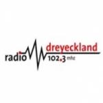 Logo da emissora Radio Dreyeckland FM