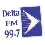 Logo da emissora Rádio Delta 99.7 FM