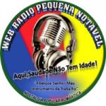 Logo da emissora Rádio Pequena Notável