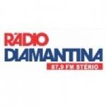 Logo da emissora Rádio Diamantina 87.9 FM